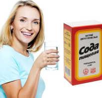 Лечение цистита содой – как принимать растворы