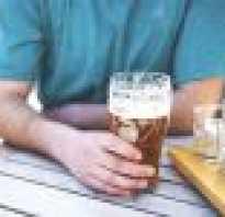Алкоголь при аденоме и простатите: совместимость, что разрешено пить
