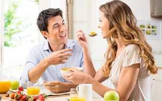 Каким должен быть полезный завтрак для мужчин?