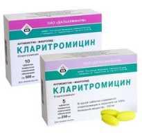 Кларитромицин 500 мг: состав и характеристика препарата, показания и противопоказания для применения, терапевтическое действие