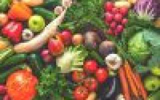 Фрукты, овощи и ягоды для потенции: польза, влияние, отзывы