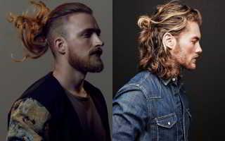 Мужчины с длинными волосами (136 фото): мужские стрижки с удлиненной челкой и затылком 2020, самые красивые модельные прически. Как ухаживать за волосами?