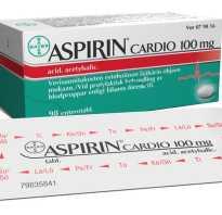 Аспирин для повышения потенции