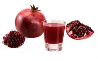 Гранатовый сок — польза и вред для организма, как пить, как сделать