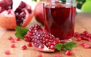 Чем полезен гранатовый сок для организма мужчин и как его правильно принимать
