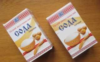Увеличение члена содой: как применять пищевую соду для увеличения пениса