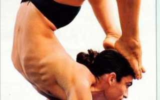 Йога для мужчин: польза для мужского здоровья