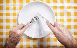 Голодание и простатит: лечение голодом воспаления, аденомы и рака простаты