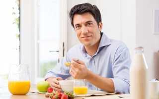 Питание для здоровья предстательной железы: продукты и рекомендации