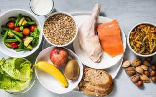 Диета при простатите у мужчин: полезные и вредные продукты, меню на неделю