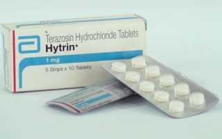 Лекарства от аденомы простаты: самые эффективные препараты и таблетки
