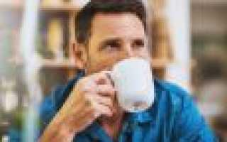 Кофе при простатите: влияние на простату и вред 2020