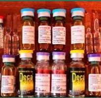 Стероиды при простатите: побочные эффекты 2020